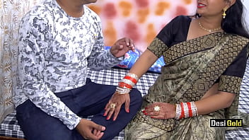Step Sister And Brother Special Fuck On Rakhi Festival With Hindi Voice 14 min
