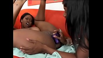 Two sexy hot babes Beauty Dior with Delotta Brown lick and have hardcore play