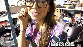 Mofos - Latina Sex Tapes - (Serena Torres) - Straddling My Sweet Ride 8 min