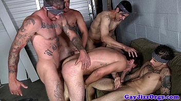 Gang orgy with Ty Tucker getting banged
