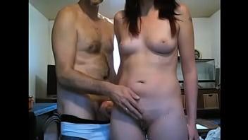 Slowly masturbation mature couple on livespicycams.com