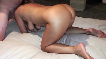 MILF Lara St Croix anal creampie
