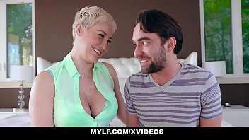 MYLF - Busty Stepmom (Ryan Keely) Fucks Stepson