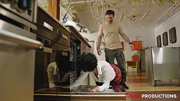 Pegas Productions - Poger in the Dishwasher & Oven!