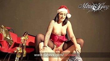 VISIT-X The little nasty Christmas angel slut