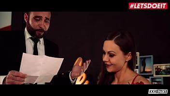 Streaming Video LETSDOEIT - Tina Kay, Pablo Ferrari & Antonio Ross - Two Men Over A Sexy Perv UK MILF - XLXX.video
