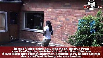 german mature neighbor fucks young big black cock bbc amateur roleplay 8 min