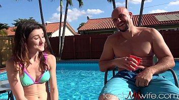 Nervous Petite Wife And Best Buddy Fuck While You Watch!! thumbnail
