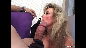 Women smoking porn Sexy blonde mature smokes and sucks cock