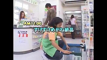 日本-案件-01 超市X射线魔术玻璃