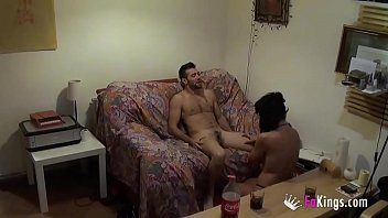 Shemale amateur movie Zaca, the man with a pussy, shows how he gets laid