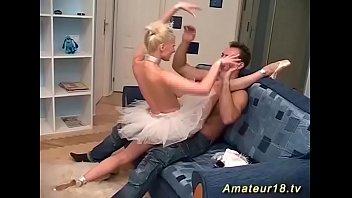 flexi skinny ballerina contortion sex