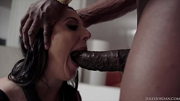 Jules Jordan - Angela White Invites Prince Over For A Long Overdue Anal Excavation