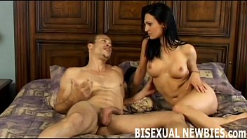 Bi curious gay man man - Can we have a bisexual threesome with another guy