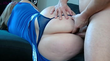 First Anal Fuck For This Young Cheerleader And Her Big Ass!