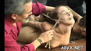 Horny women on top fucking - Top fetish bondage porn with girls on fire addicted to dong