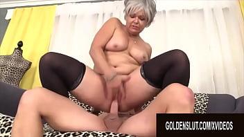 Golden Slut - Older Hotties Need a Good Railing Compilation