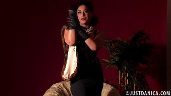 Danica sexy striptease video