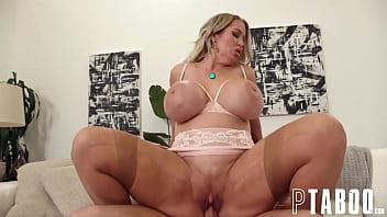 Stepmom Likes It Up The Ass - Alura Jenson