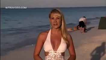 Babe bikini sexy uber Celeb ashley boehm and girlfriends in bikini