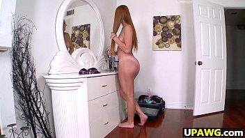 Big booty redhead Farrah Flower gets fucked porno izle