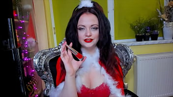 red lips fetish for your holidays