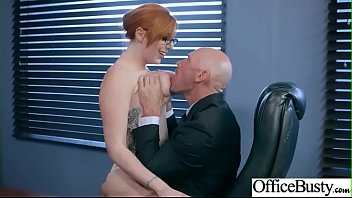 Sex On Cam With Big Melon Tits Office Girl (Lauren Phillips) video-16 7 min