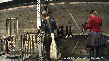 Nbdp femdom bondage - Lady grace ponygirl
