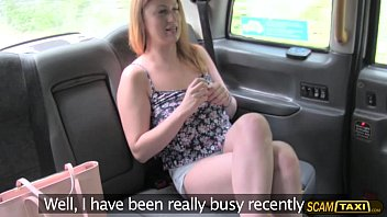 Slutty Lady Paris Pays A Hot Sex To The Driver For Taxi Trip