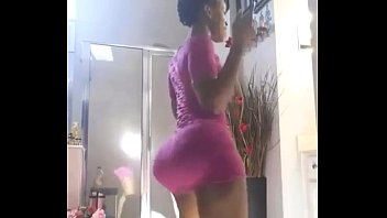Big Booty Girl Twerking