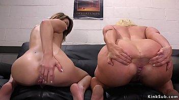 Huge Ass Lesbian Milf Professor Anal Toy