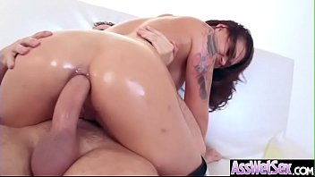 Deep Anal Hard Sex With Big Butt Nasty Girl (Eva Angelina) video-17 thumbnail