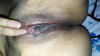 Masturbando dedo