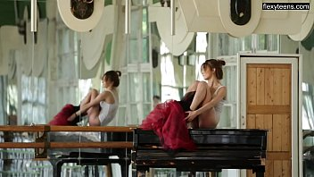 Alla Zadornaja naked tight ballerina babe
