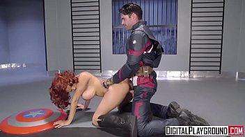 DigitalPlayground - Captain America A XXX Parody 8分钟
