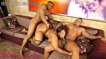 Legendary Rico Strong and Rob Piper Anal Creampie Victoria Cakes