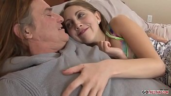 A Man fucks his girlfriend in a tight ass in her