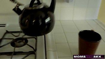 MomsTeachSex - Cumming On My Hot Moms Big Tits! S9:E4 thumbnail