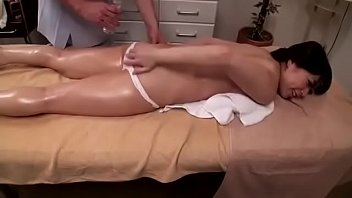 Shy Indo tibetan wife agrees to film while I massage