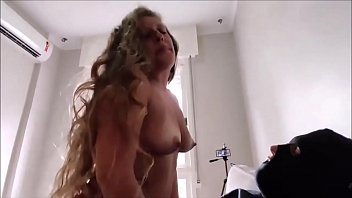 The dealer fucked my blonde wife