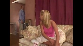 DAD FUCKS BABYSITTER IN THE ASS (by tm) -