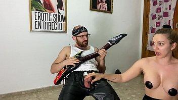 Ensayo Follando A Ritmo De Rock And Roll En La Silla Que Estandaacute Llena De Fluidos Sexuales Pamela Y Jesus Pareja Porno Amateur Spanish