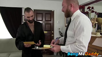 Gay insurance - Ethan palmer offers his asshole to dalton hawg as a payment