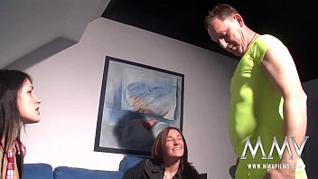 MMV FILMS German Milf and her crossdressing husband