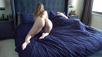 Slut Step Sister Sneaks Into Brother's Room To CUM Preview - Kenzie Madison