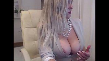 Super hot blonde girl live porn from office Vorschaubild