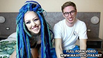 Alternative history erotica - Max felicitas scopa una rasta giovane italiana e tatuata fortissimo fino a farla venire lady blue
