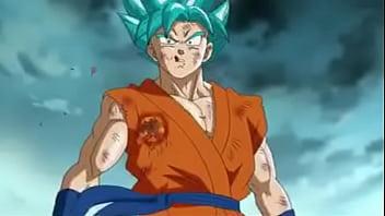 Muerte kakyoin y Goku