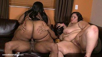 Big black fat tits and cocks - Big tit bbws cotton candi and anastasia fuck big black cock