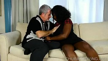 Beautiful busty black BBW fucks a lucky white guy - XVIDEOS com video